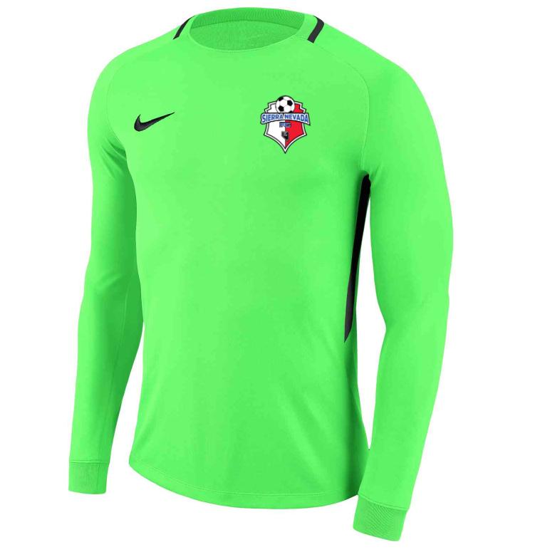 Sierra Nevada FC Long Sleeve Keeper Jersey