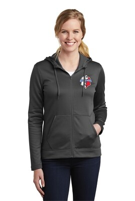 Sierra Nevada FC Women's Nike Therma-FIT Full Zip Fleece Hoodie (2 Colors)