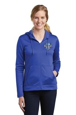 Truckee Women's Nike Therma-FIT Full Zip Fleece Hoodie