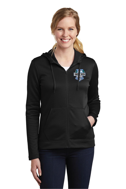 Truckee Women's Nike Therma-FIT Full Zip Fleece Hoodie (2 Colors)