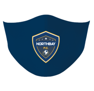 Northbay FC Face Mask