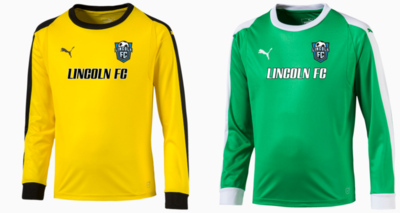 Lincoln FC Long Sleeve Keeper Jersey