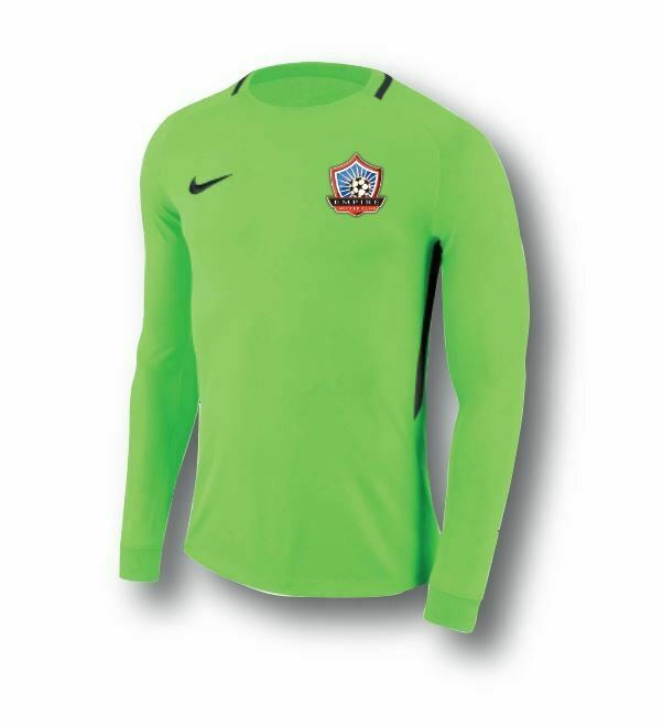 Empire Long Sleeve Keeper Jersey