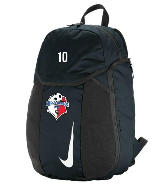 Sierra Nevada FC Club Backpack