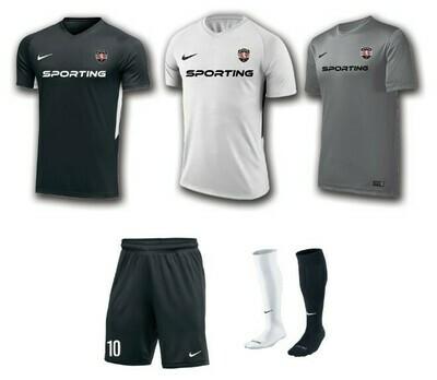 Sporting FC Uniform Package