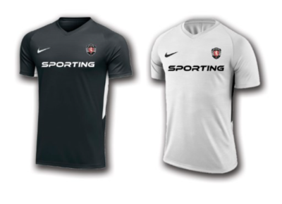 Sporting FC Game Jerseys