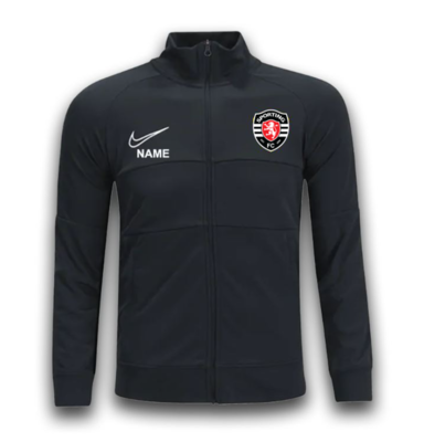 Sporting FC Jacket with Name