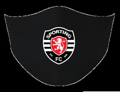 Sporting FC Face Mask- Center Logo
