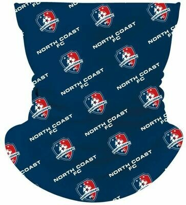 North Coast FC Buff Mask
