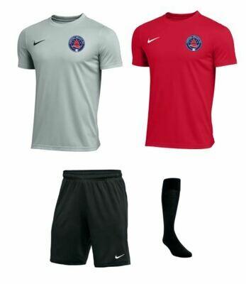 CVFC REC U10-U18 Uniform Package