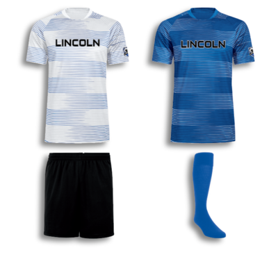 Lincoln YSC Uniform Package