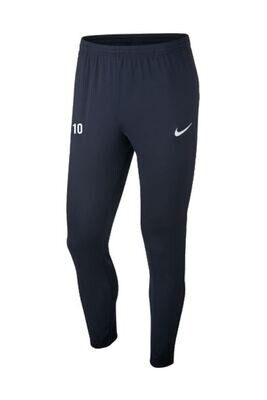 Blues FC Training Pant with number