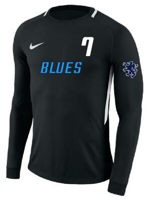 Blues FC Girls Goal Keeper Jersey