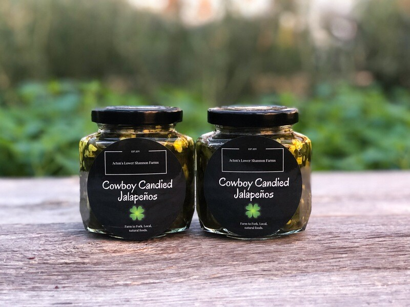 Cowboy Candied Jalapenos