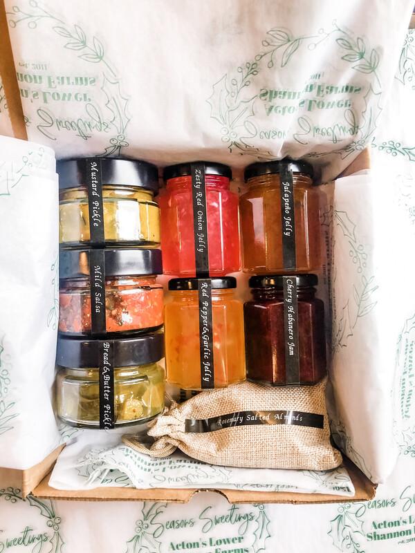 Savoury & Spicy Board Buddies - Charcuterie Kit (preserves)