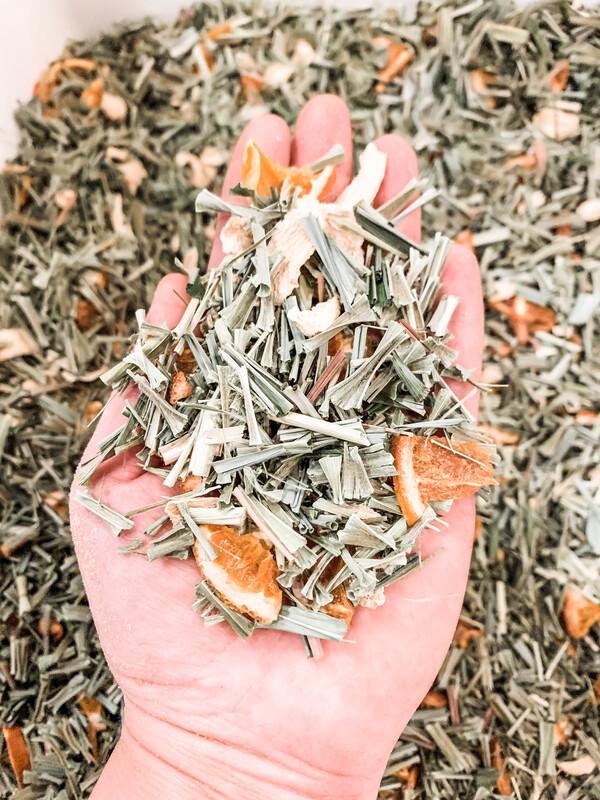 """""""Hay Buddy"""" Homegrown Herbal Tea Blend"""