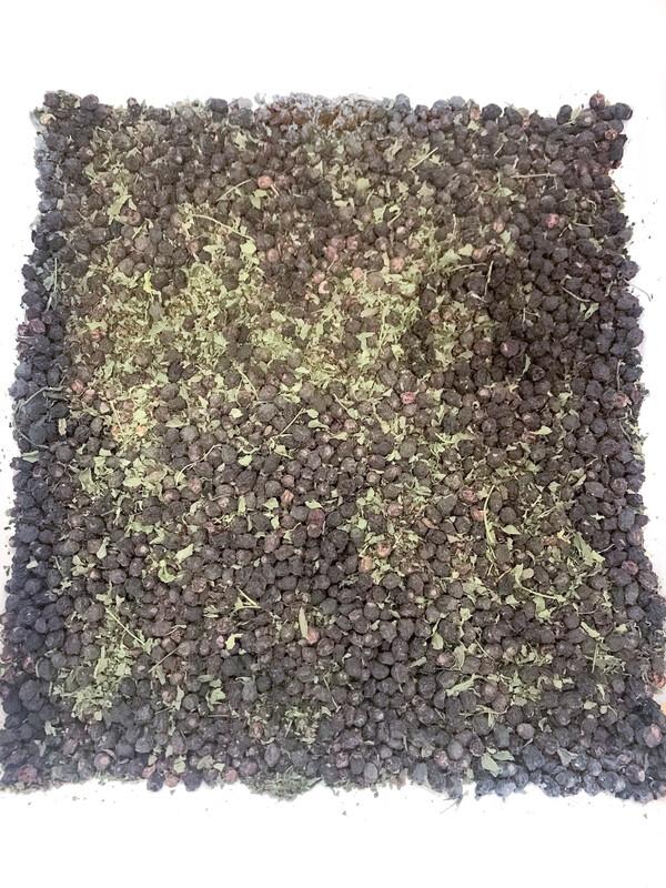 """Simply Saskatchewan"" Homegrown Herbal Tea Blend"