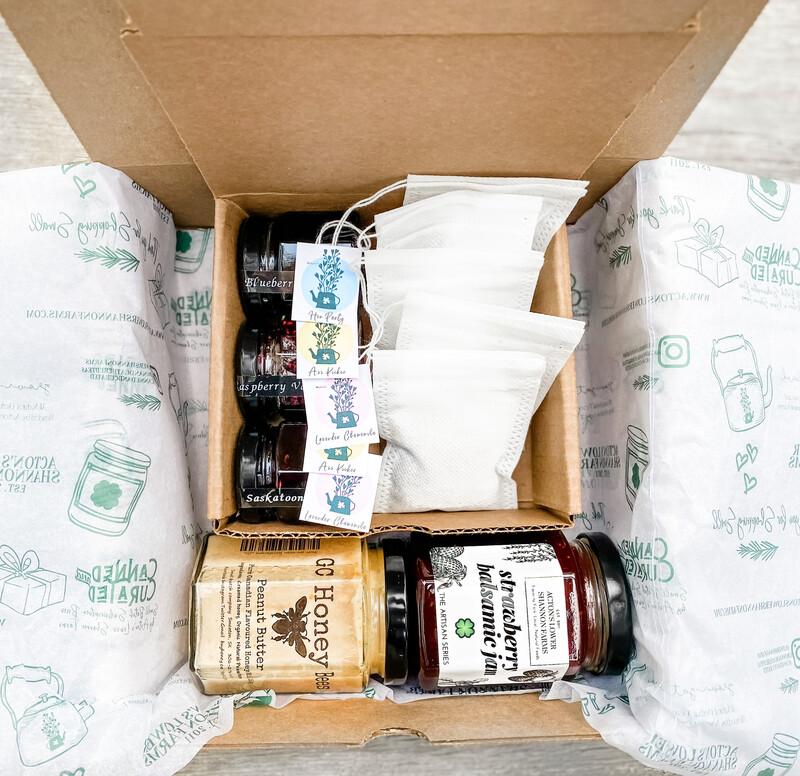Tea & Toast Gift Set (Medium Box)