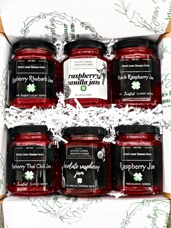 The Raspberry Box
