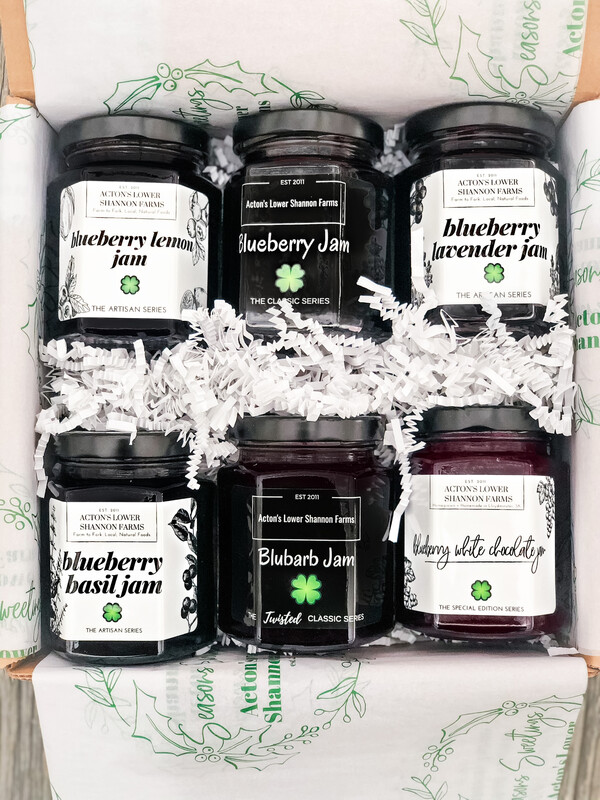 The Blueberry Box