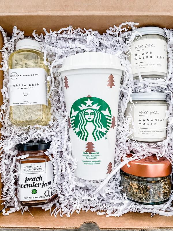 The Sunday Set - Small Shop Self Care Kit