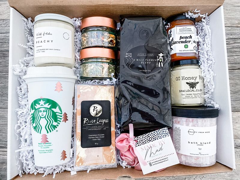 The Ultimate Sunday Set - Small Shop Self Care Kit