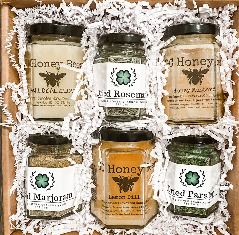 The Herb And Honey Box