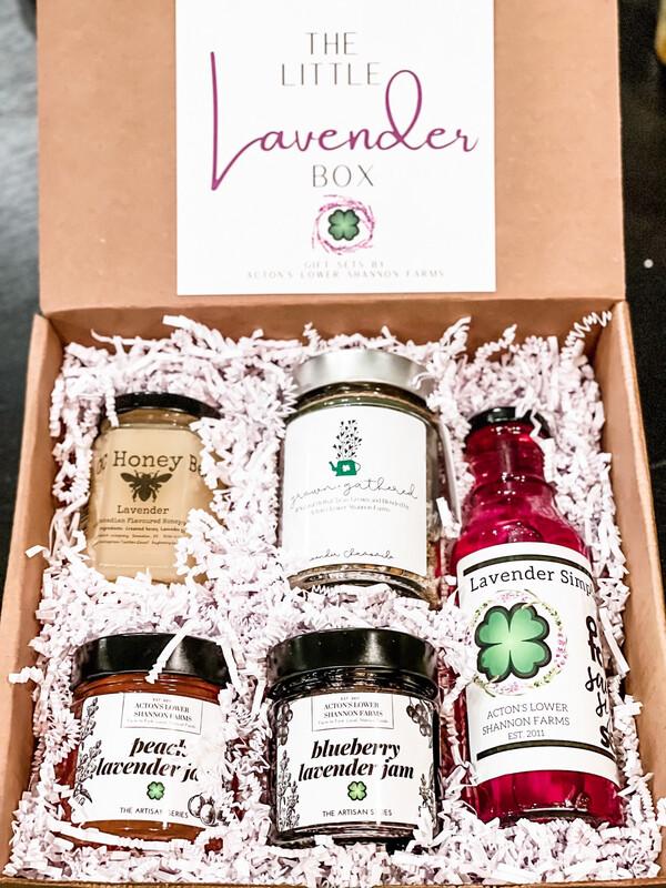 The Little Lavender Box