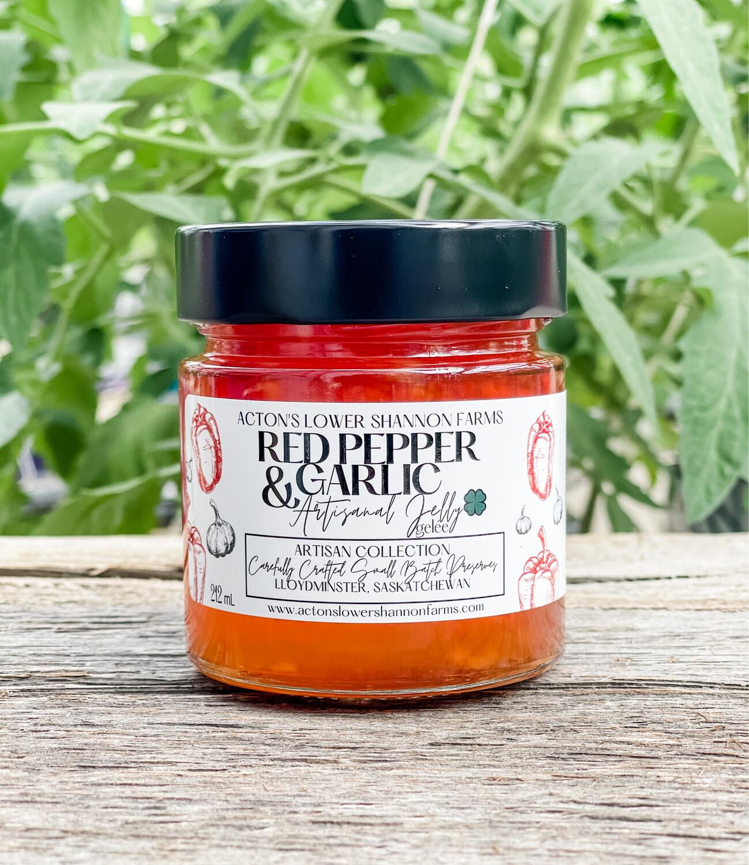 Red Pepper & Garlic Jelly