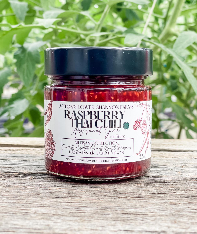 Raspberry Thai Chili Jam