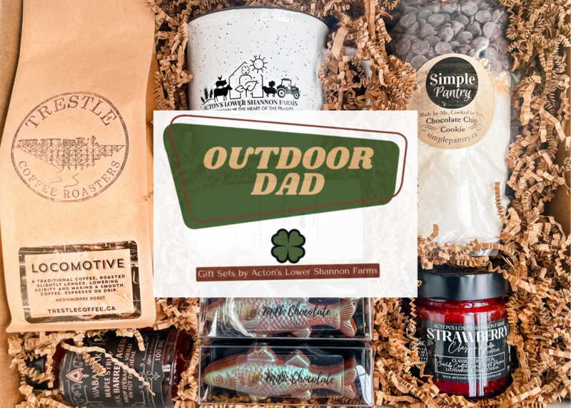 The Outdoor Dad Gift Set