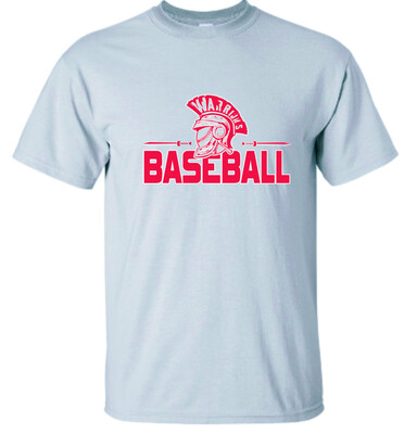 Warriors Baseball Spot Dye Sublimation