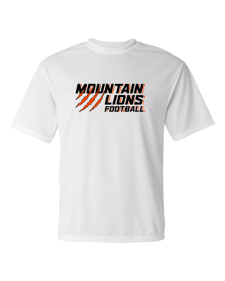Mountain Lions Football Spot Dye Sub