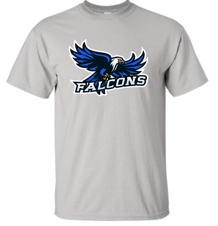 Falcons Spot Dye Sublimation