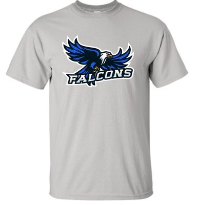 Falcons Spot Dye Sublimation