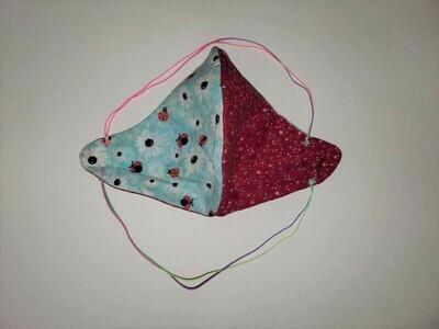 Ladybug Picnic Mask #5