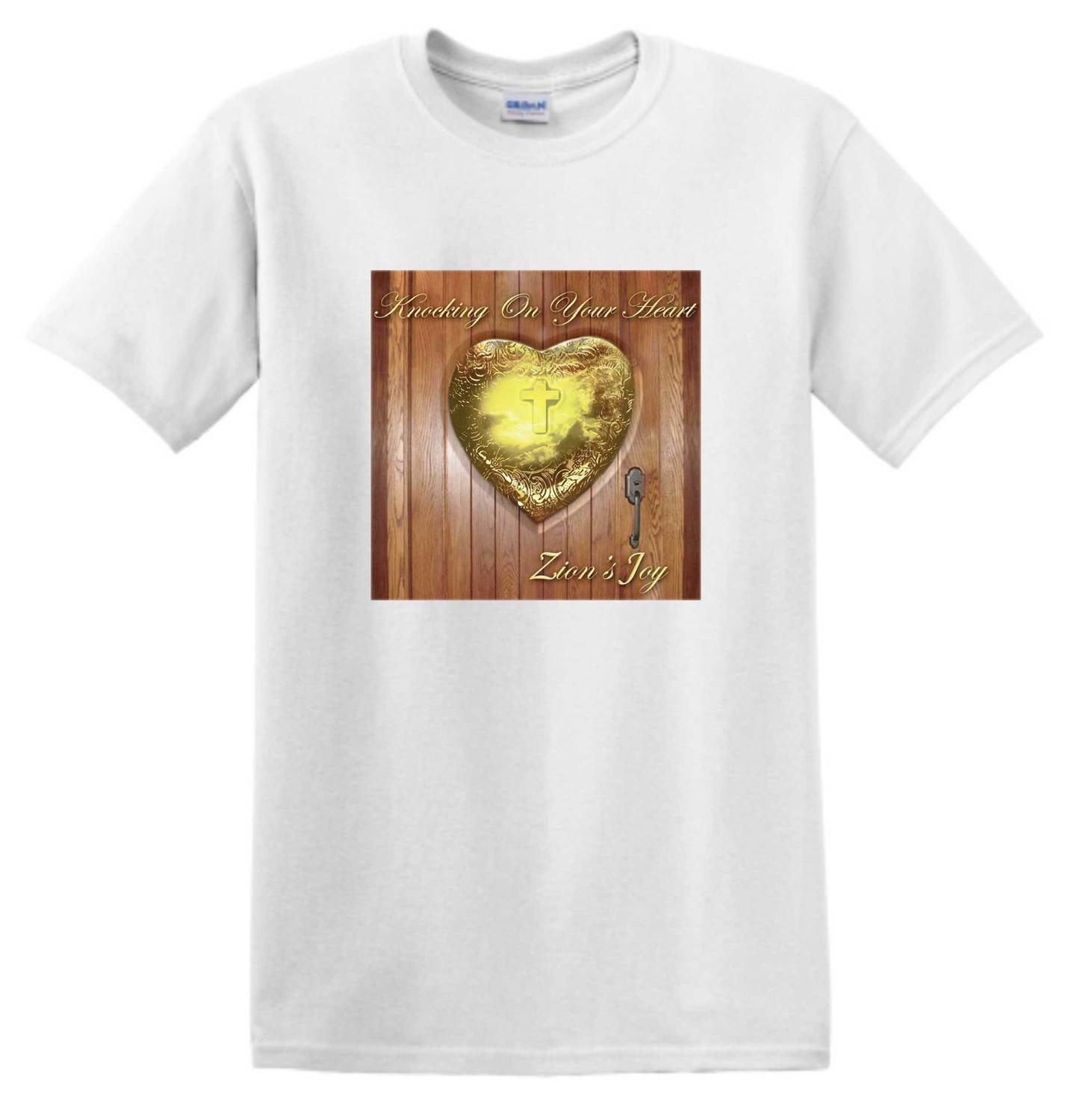 Knocking On Your Heart T-Shirt (White)