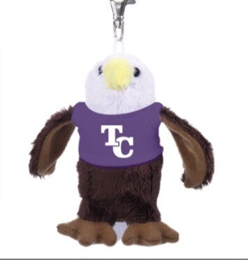Torrence Plush Keychain