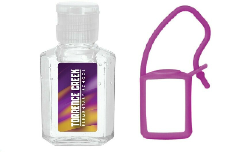 Hand Sanitizer w/ holder