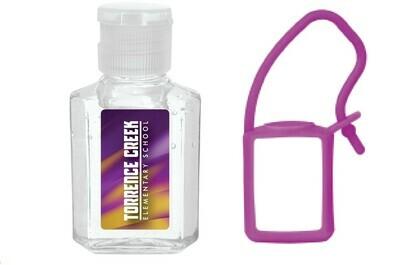 Hand Sanitizer w/ holder (NEW!! in 2020!)