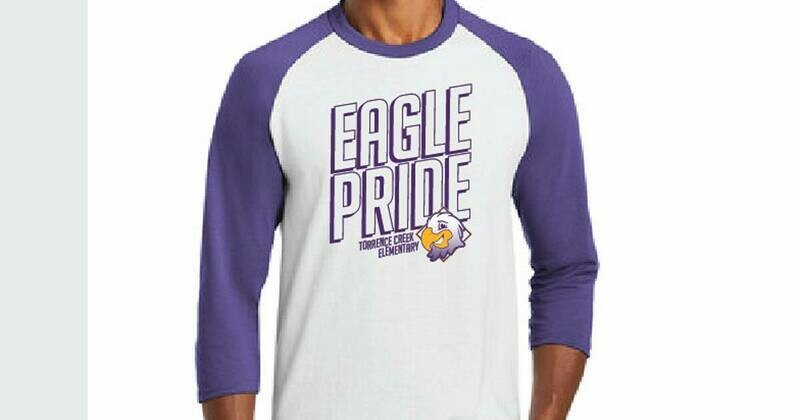 Eagle Pride (Baseball Tee)
