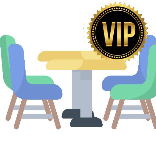 Kiosque VIP 10 x 20 (Prévente: avant le 1er février 2020)