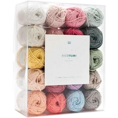 Ricorumi Pastel Yarn Multi Pack
