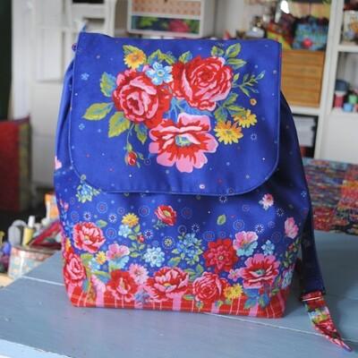 Velvet Backpack Kit - Jardin Anglais