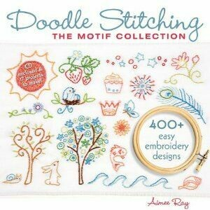 Doodle Stitching - The Motif Collection