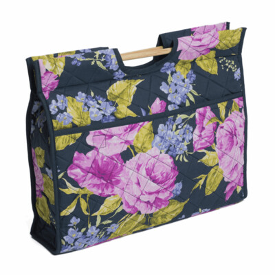Quilted Craft Bag