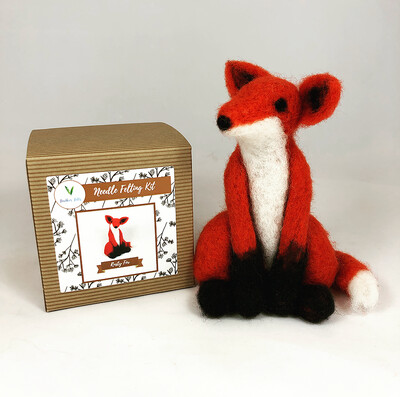 Rusty Fox Felting Kit