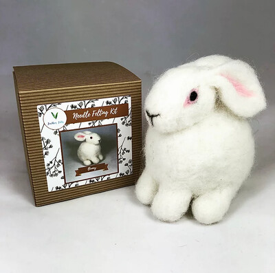 Bunny Felting Kit