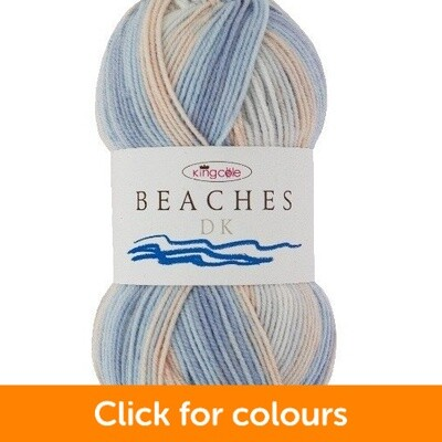 Beaches DK - click for colour options