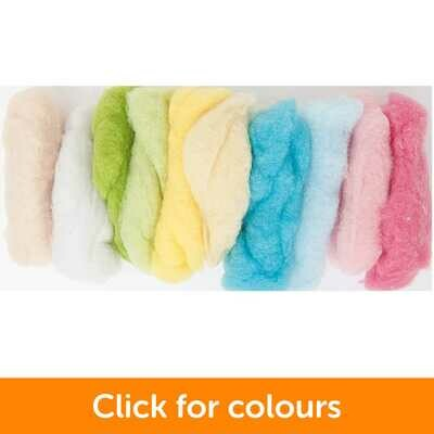 Felting Wool Mix